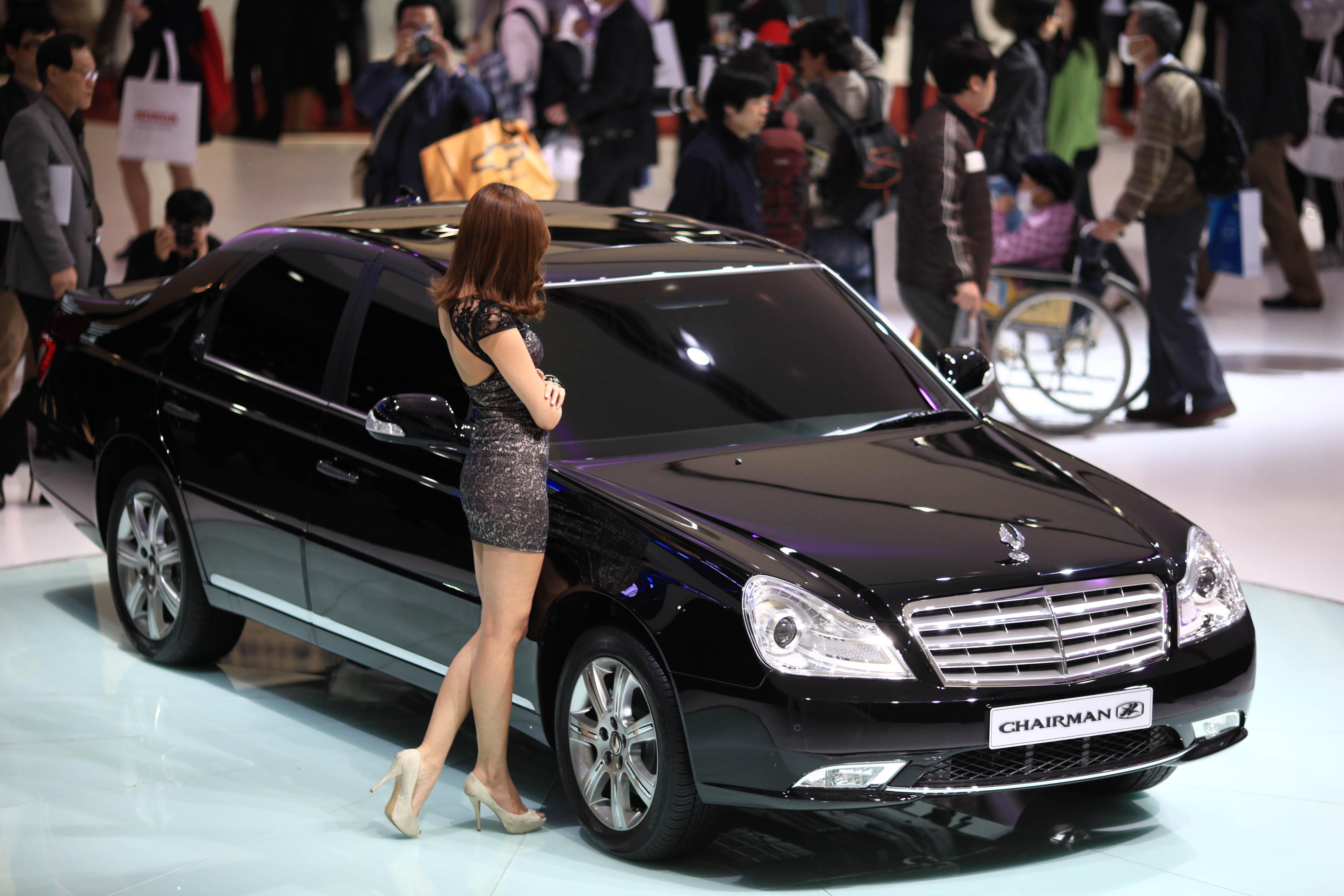 Daewoo Chairman Gen.1 :: 4 versions :: autoviva
