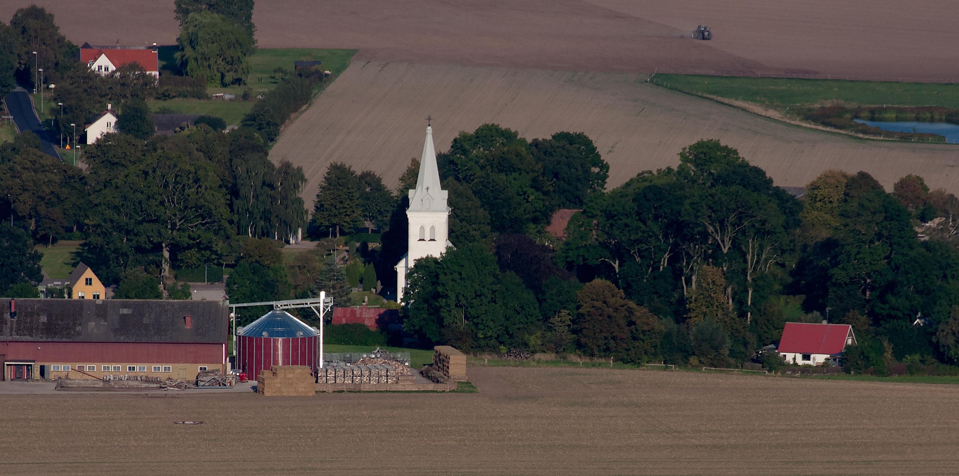 Stångby kyrka