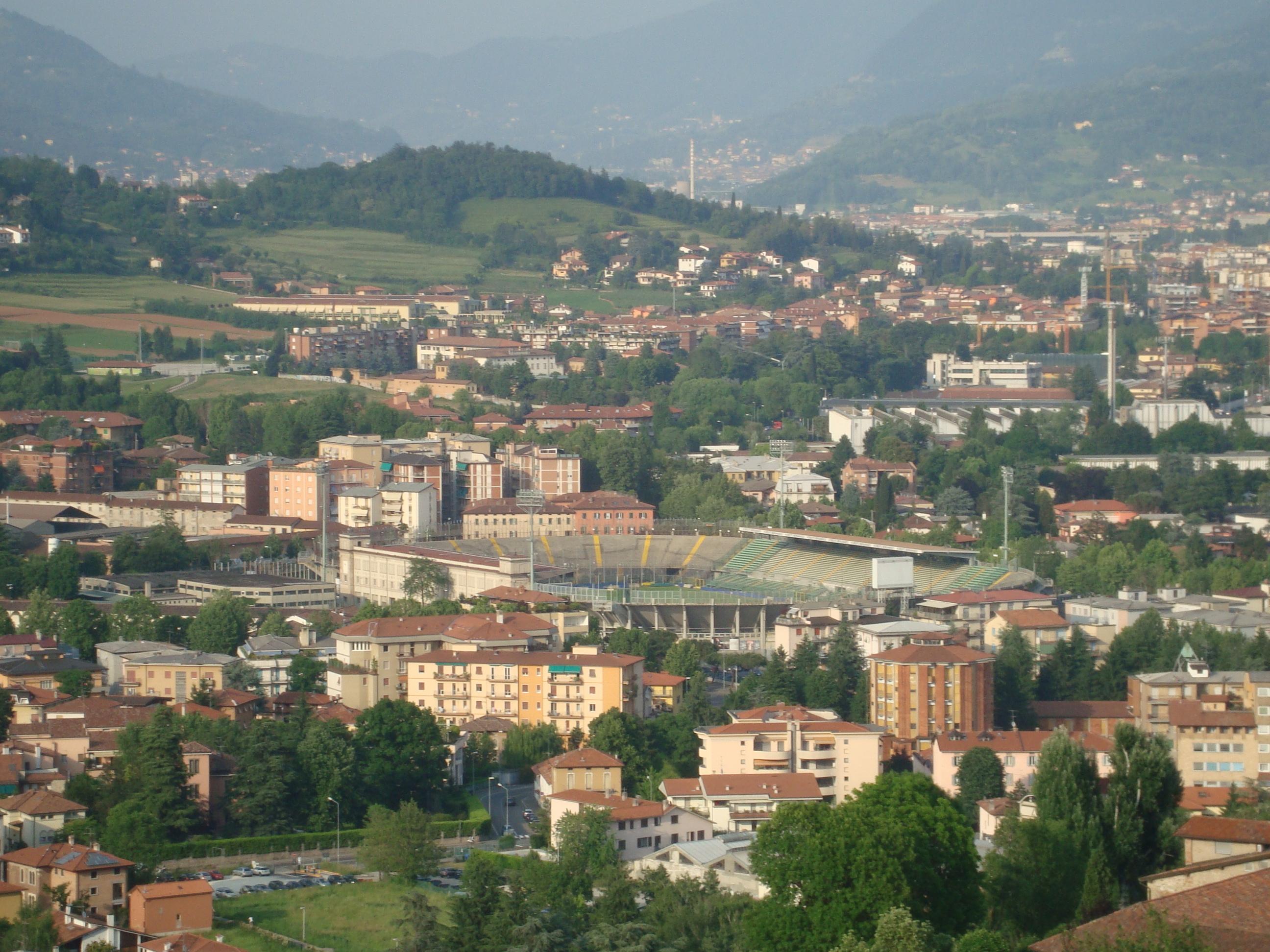 Stadion Bergamo