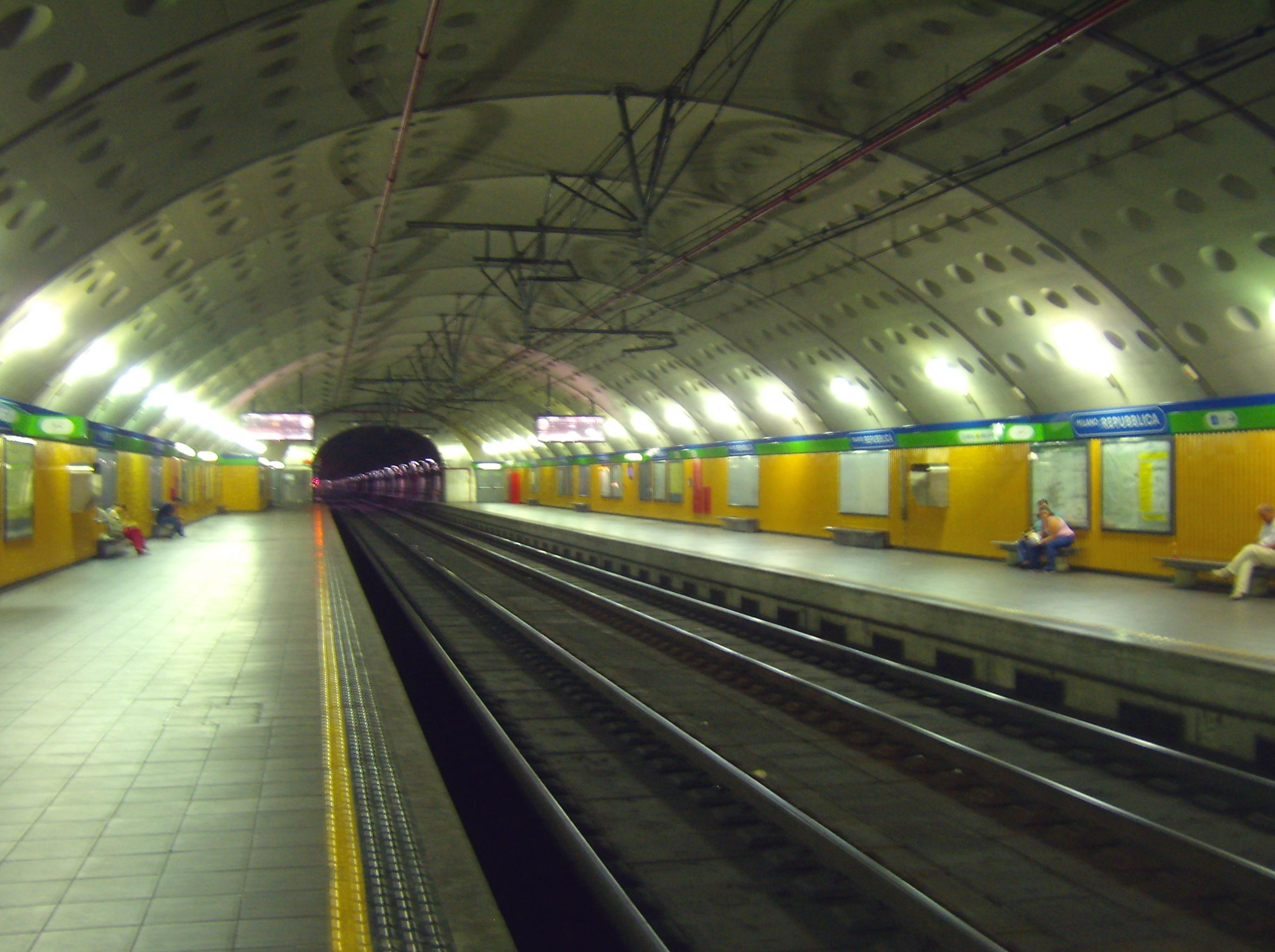 Stazione di milano repubblica wikiwand for Home page repubblica