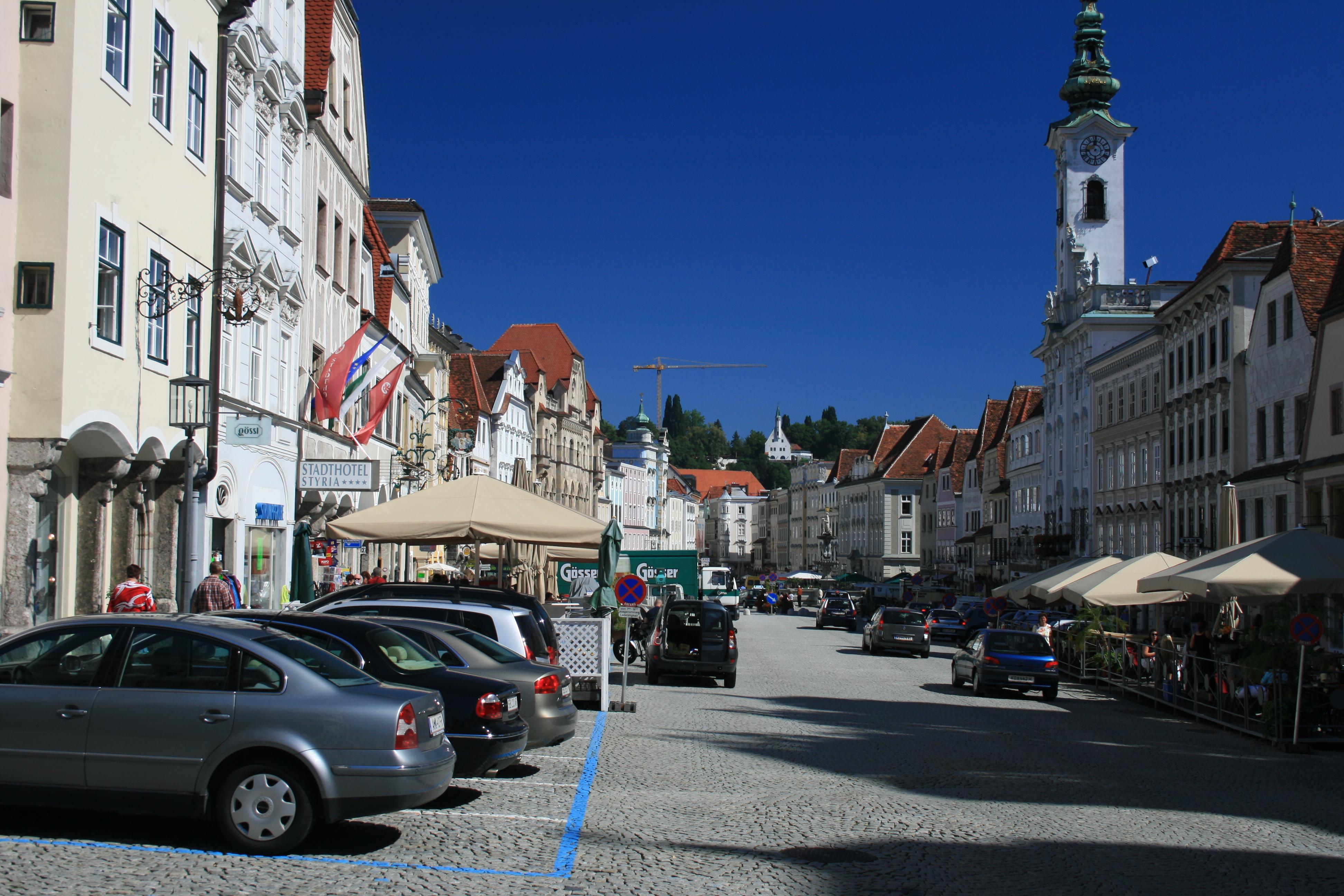 Der Stadtplatz