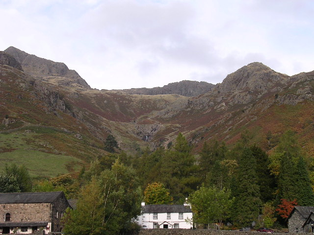 Stickle Ghyll - geograph.org.uk - 7719