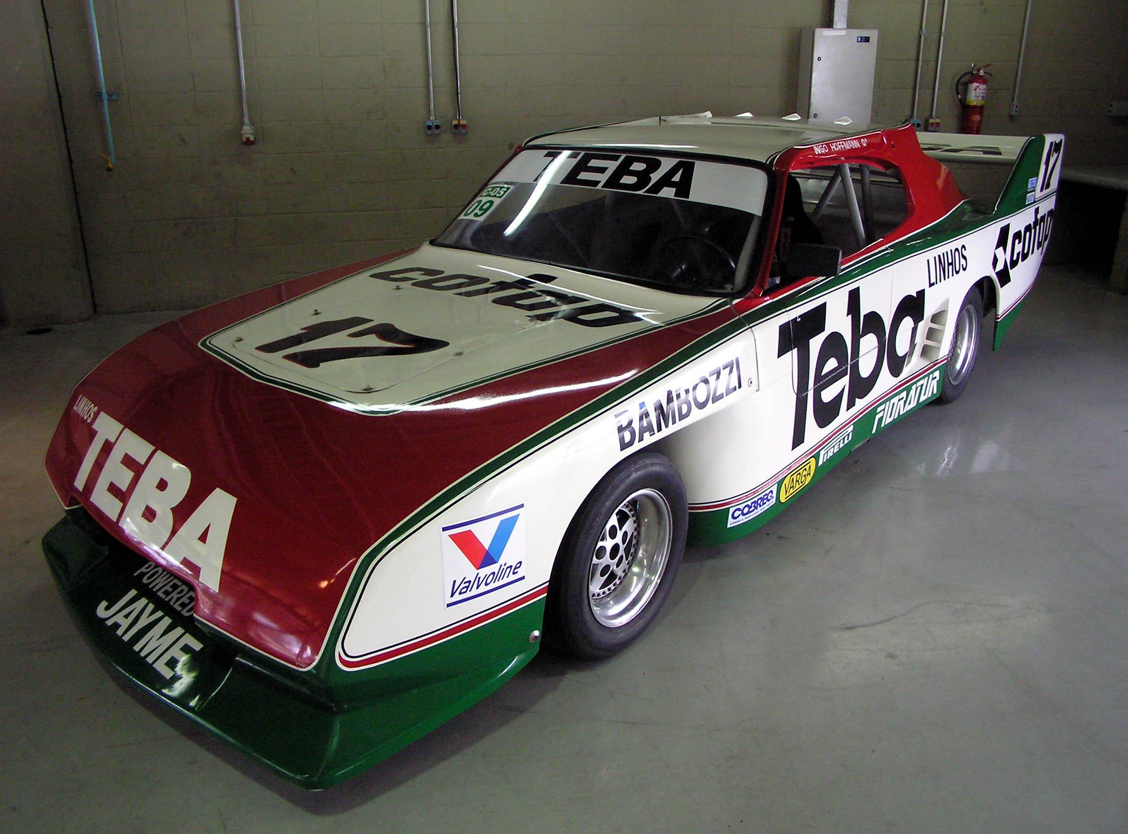 1000 Milhas Brasileiras - 1000 Miles in Brazil 3 Mods from that era Stock_Car_Brasil_1988_Chevrolet_Opala_Ingo_Hoffman