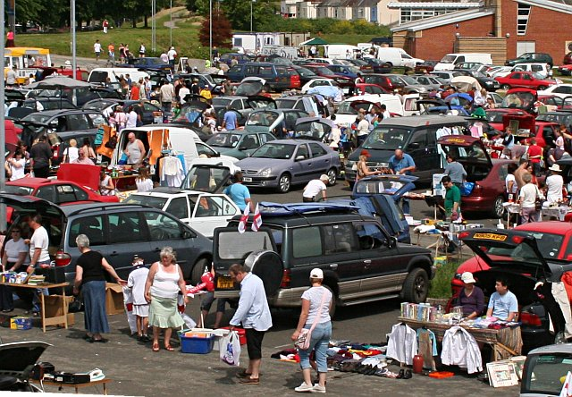 Car Boot Sale Sundays Coventry