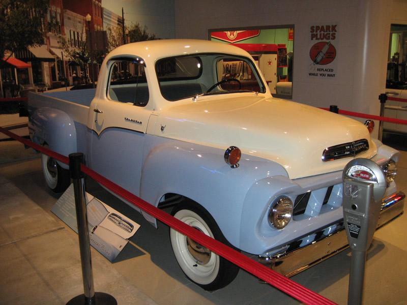 Used Pickup Trucks >> Studebaker Transtar - Wikipedia
