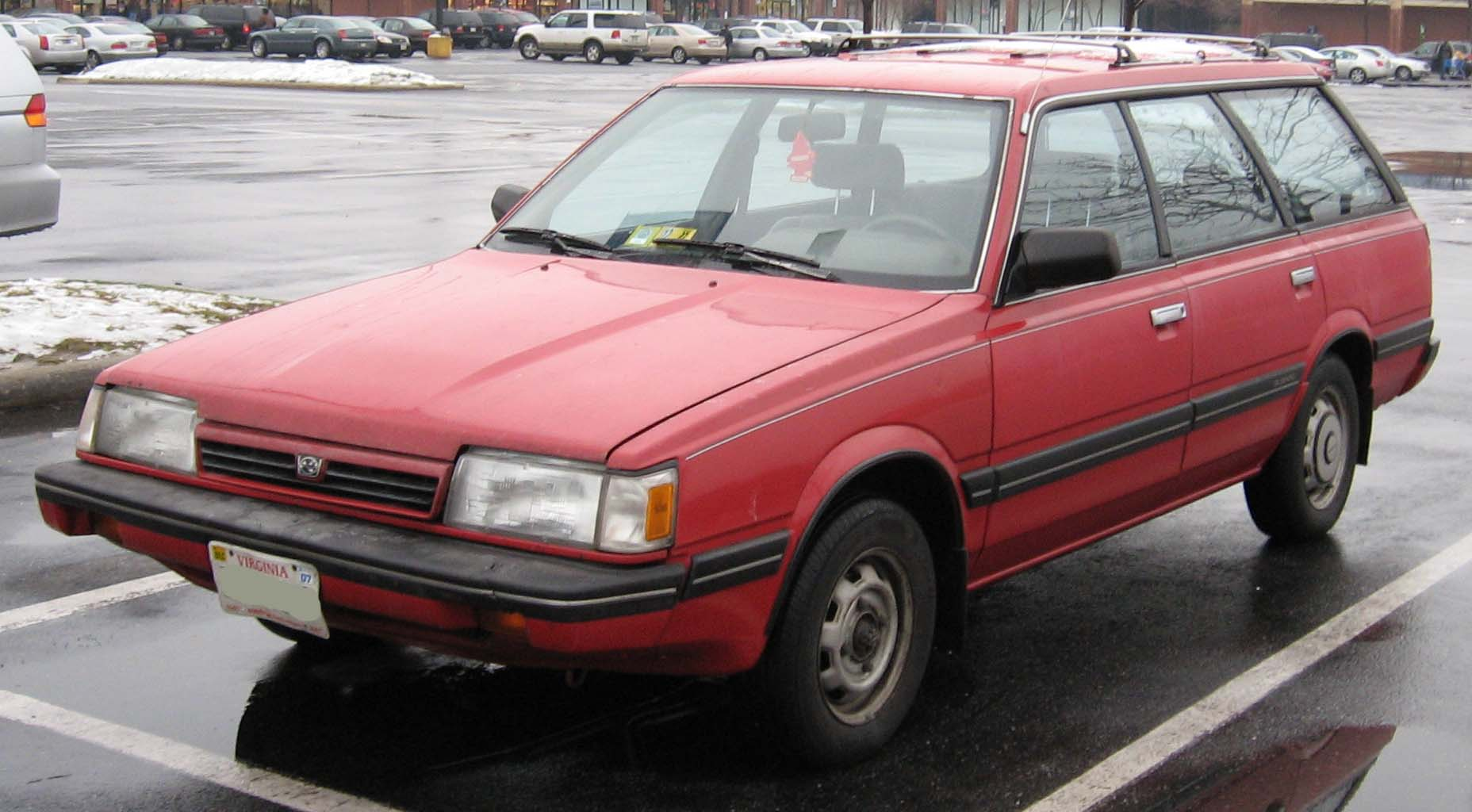 File:Subaru-GL-Wagon.jpg - Wikimedia Commons