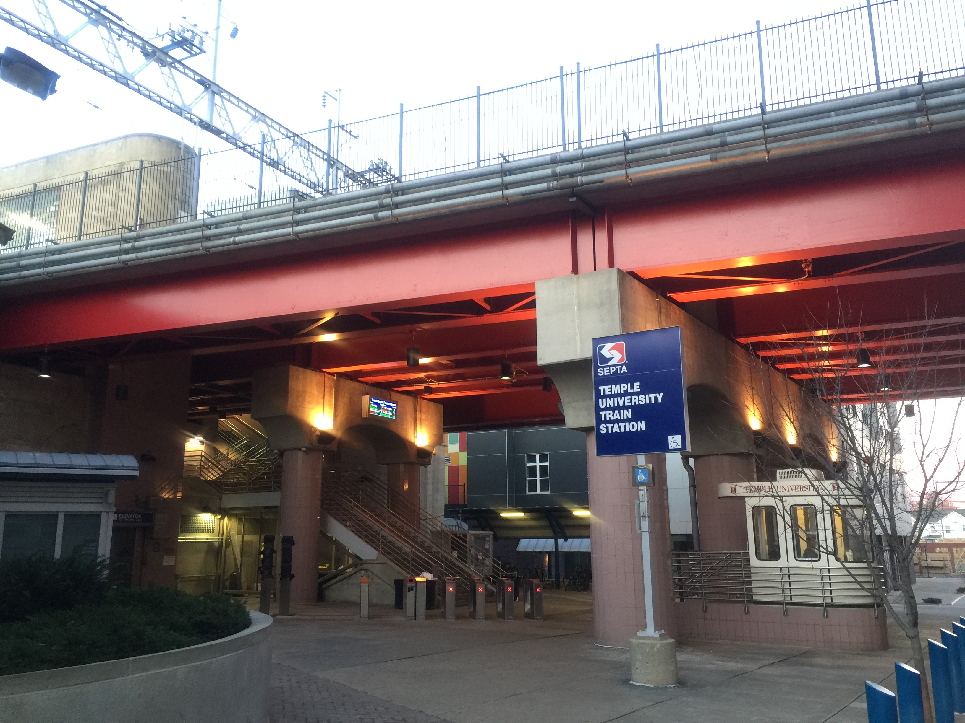 Temple University Station Wikipedia