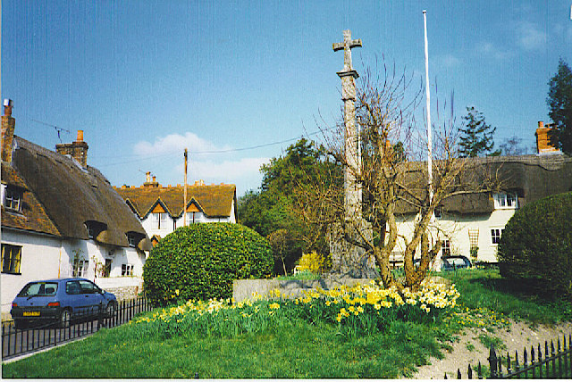 The Cross, West Meon. - geograph.org.uk - 111403