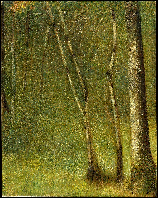 https://upload.wikimedia.org/wikipedia/commons/2/23/The_Forest_at_Pontaubert%2C_Georges_Seurat_%28French%2C_Paris_1859%E2%80%931891_Paris%29.jpg