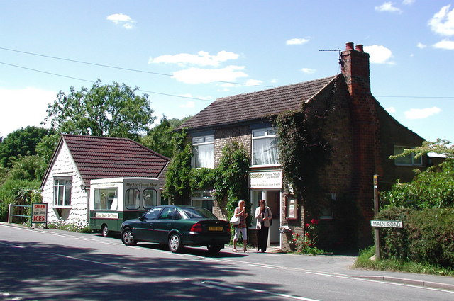 The Ice Cream Shop, Brigsley - geograph.org.uk - 873454
