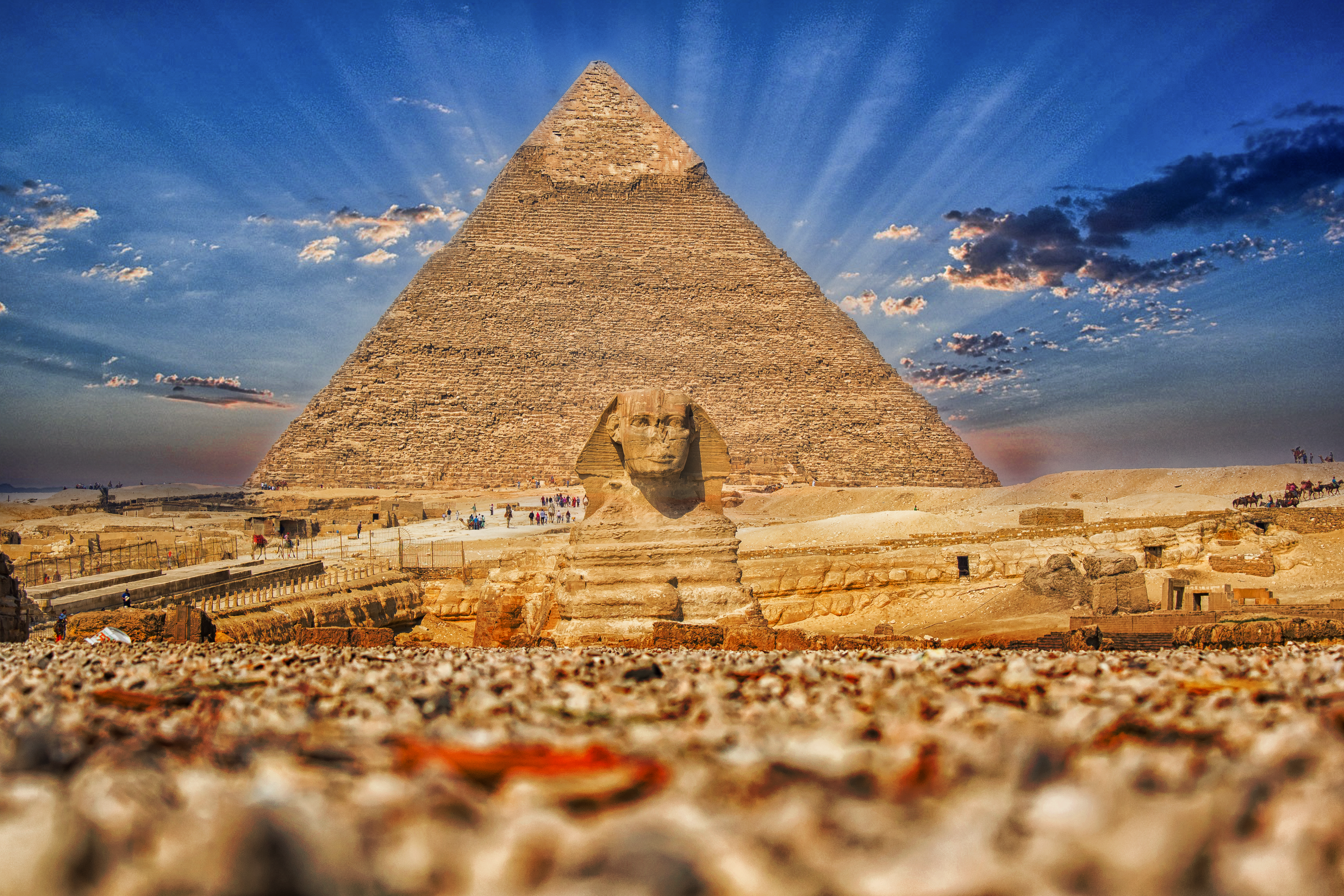 Картинки египтян и пирамиды