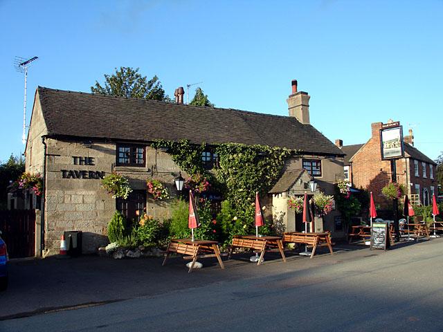 The Tavern, Denstone - geograph.org.uk - 230961