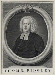 Thomas Ridgley English Independent minister and tutor