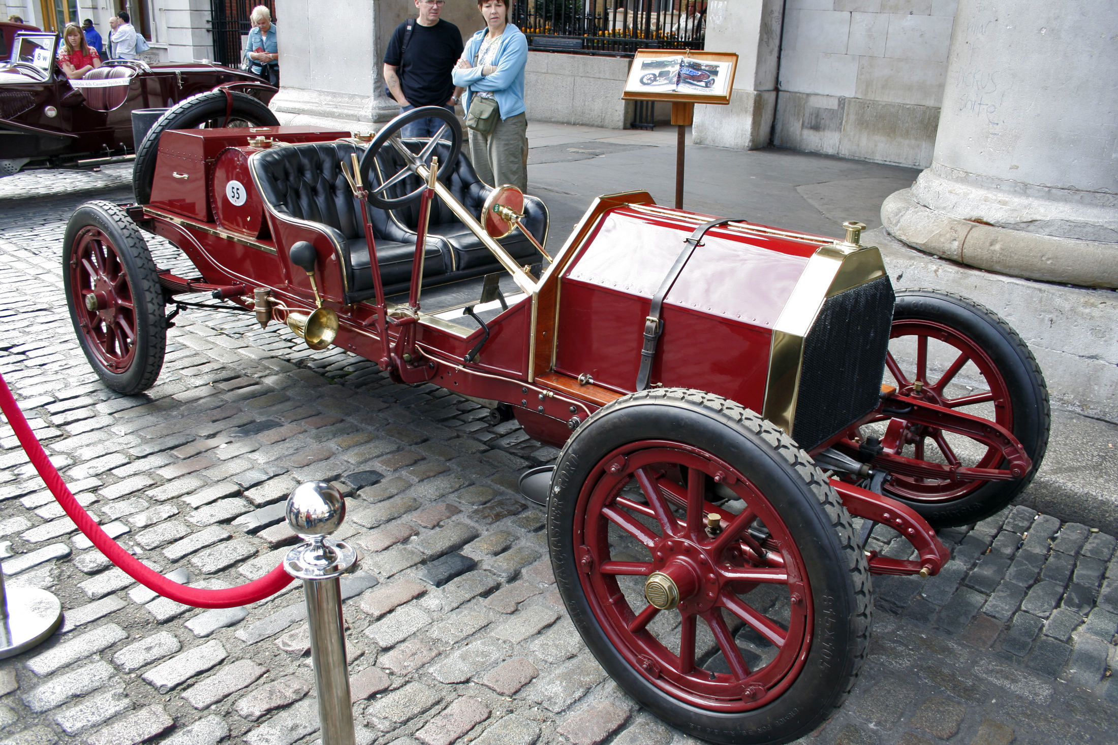 1910 Lancia Gamma 20HP