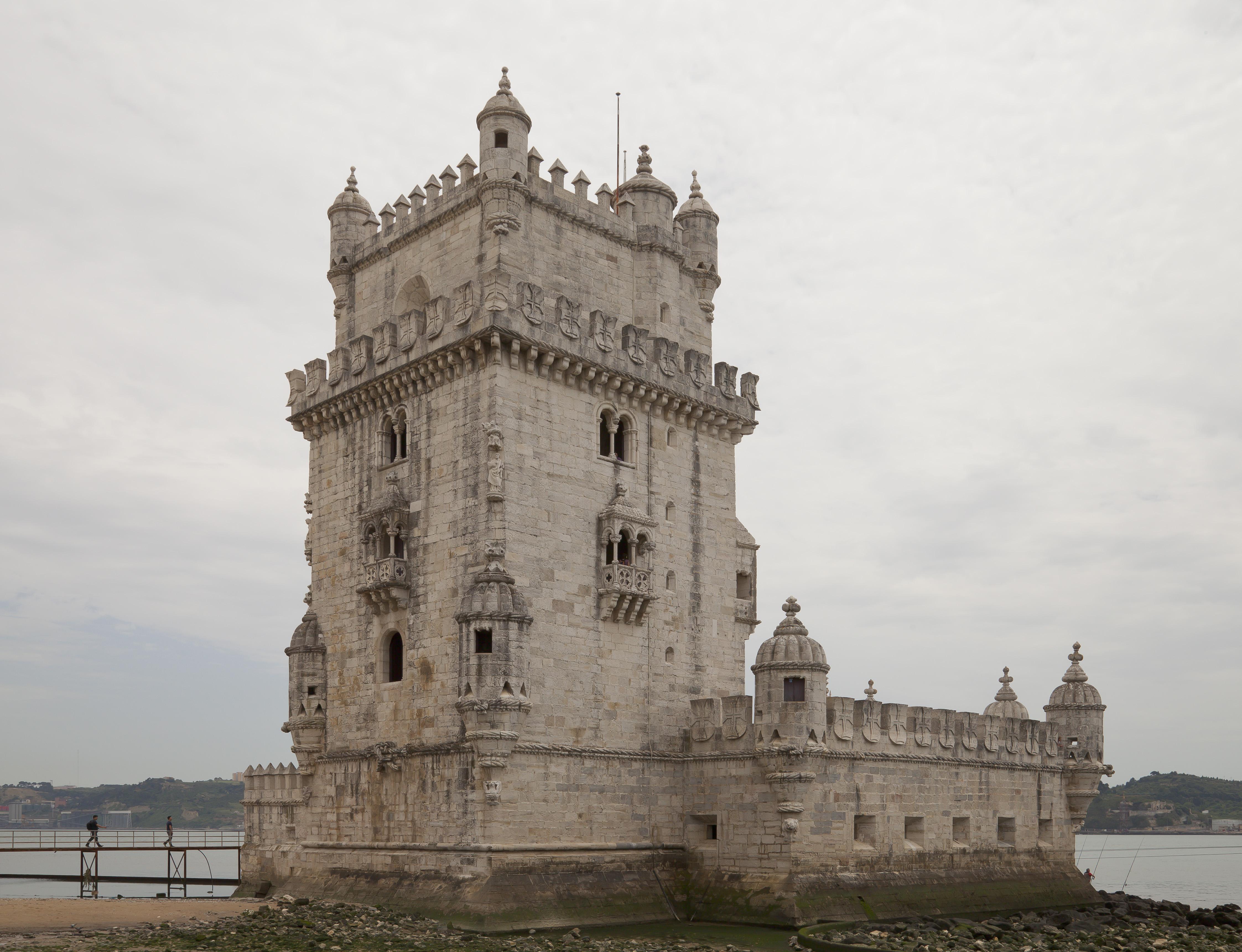 File:Torre de Belém, Lisboa, Portugal, 2012-05-12, DD 16 ...