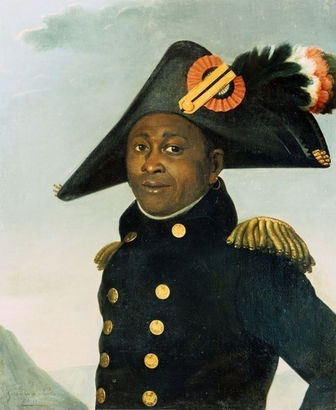 Portrait de Toussaint Louverture