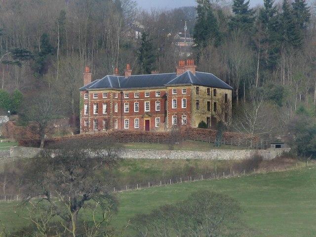 Trevor Hall Denbighshire Wikipedia