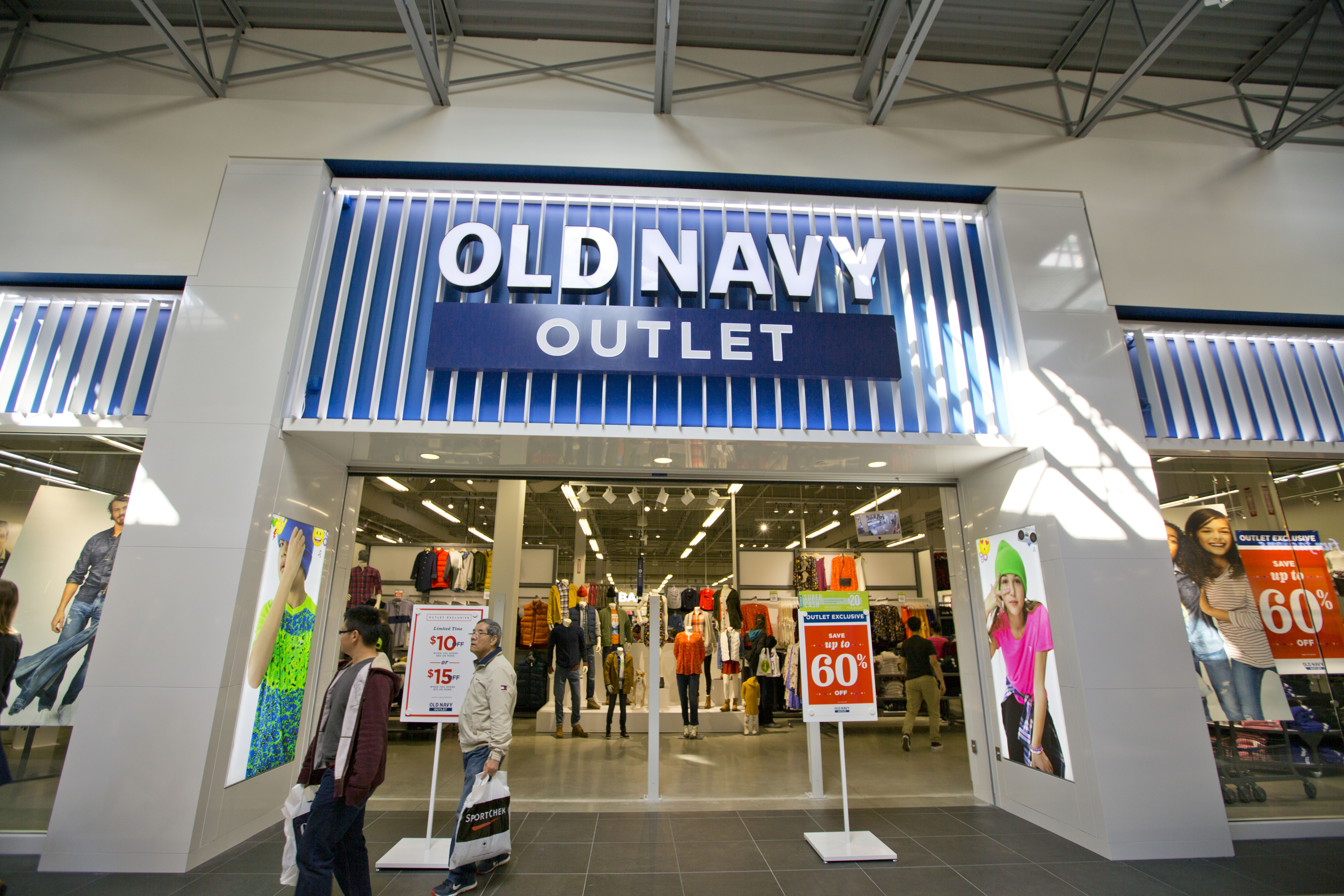 Old Navy is a low-cost clothing retailer offering trendy and casual fashion for children and adults. With a constantly rotating selection of styles, Old Navy is a great place to change up your look for different seasons throughout the year.