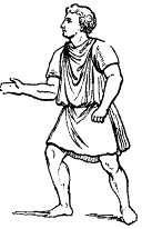 Tunikakl%C3%A4dd romersk arbetare