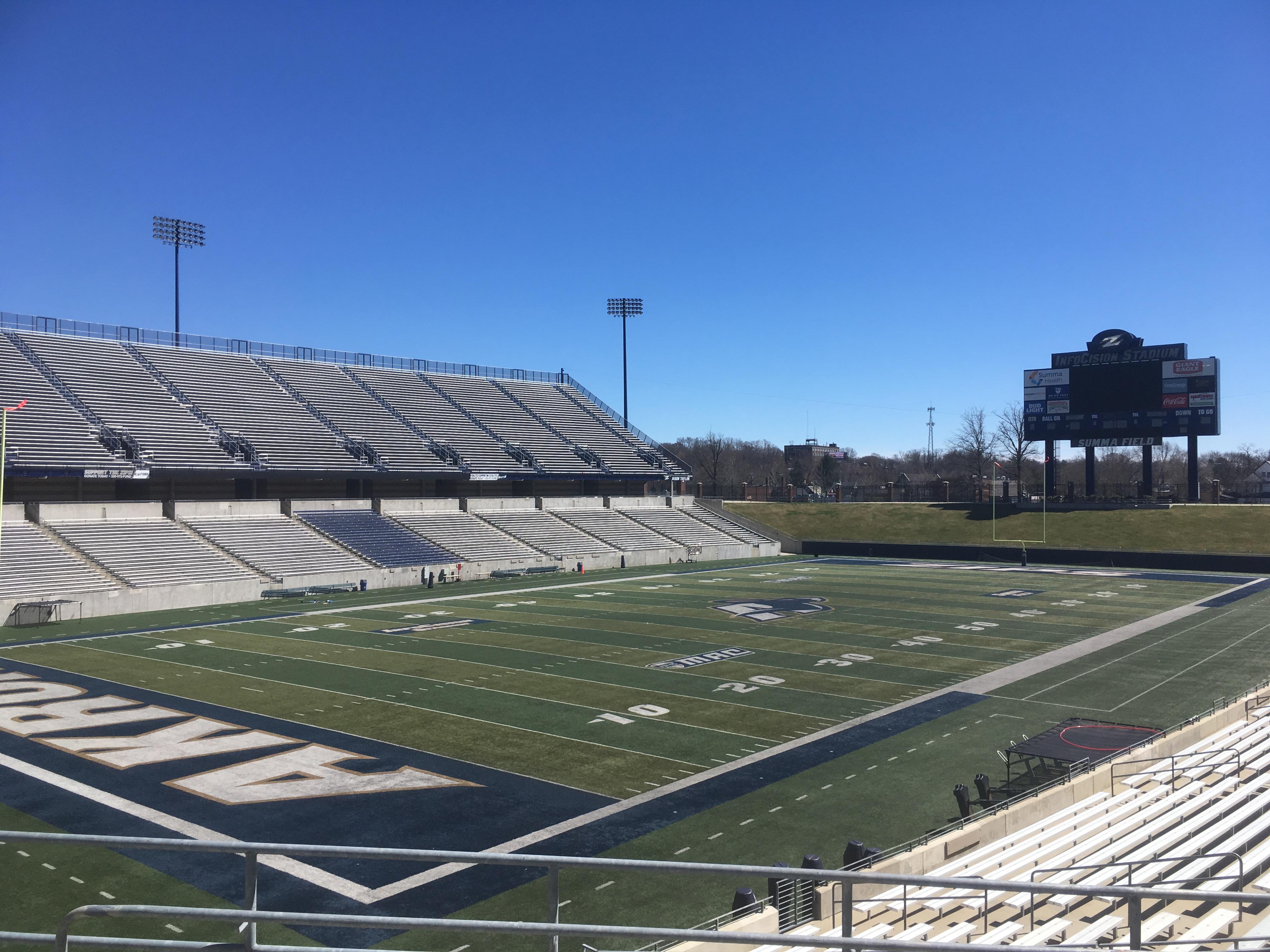 InfoCision Stadium–Summa Field - Wikipedia