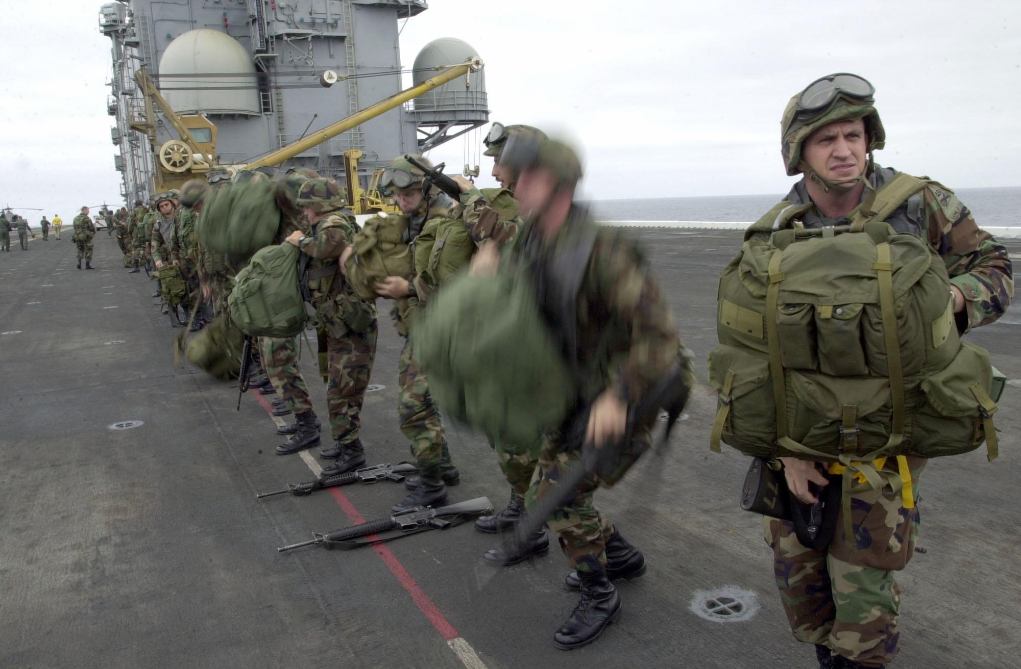 National Guard Training National Guard Members
