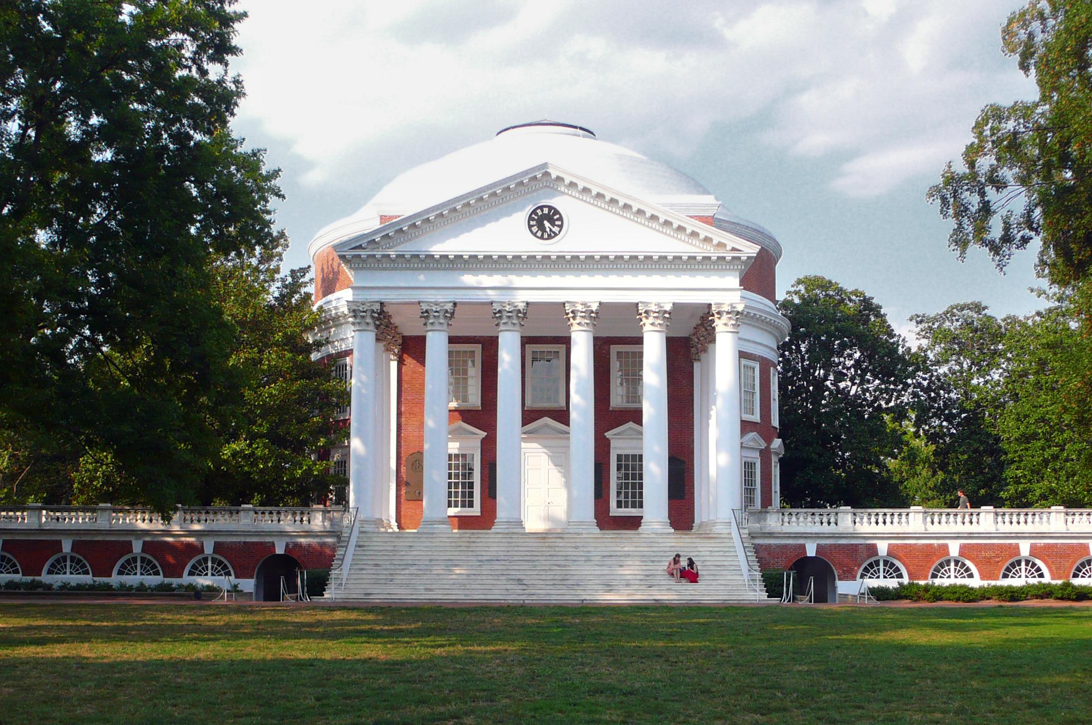 File:UVA Rotunda.jpg - Wikimedia Commons