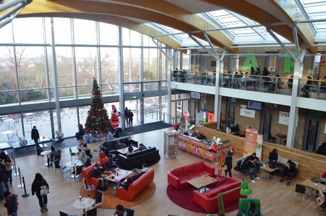 Loughborough University John Beckwith Building