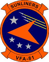 United States Navy aviation squadron based at NAS Oceana, Virginia, USA