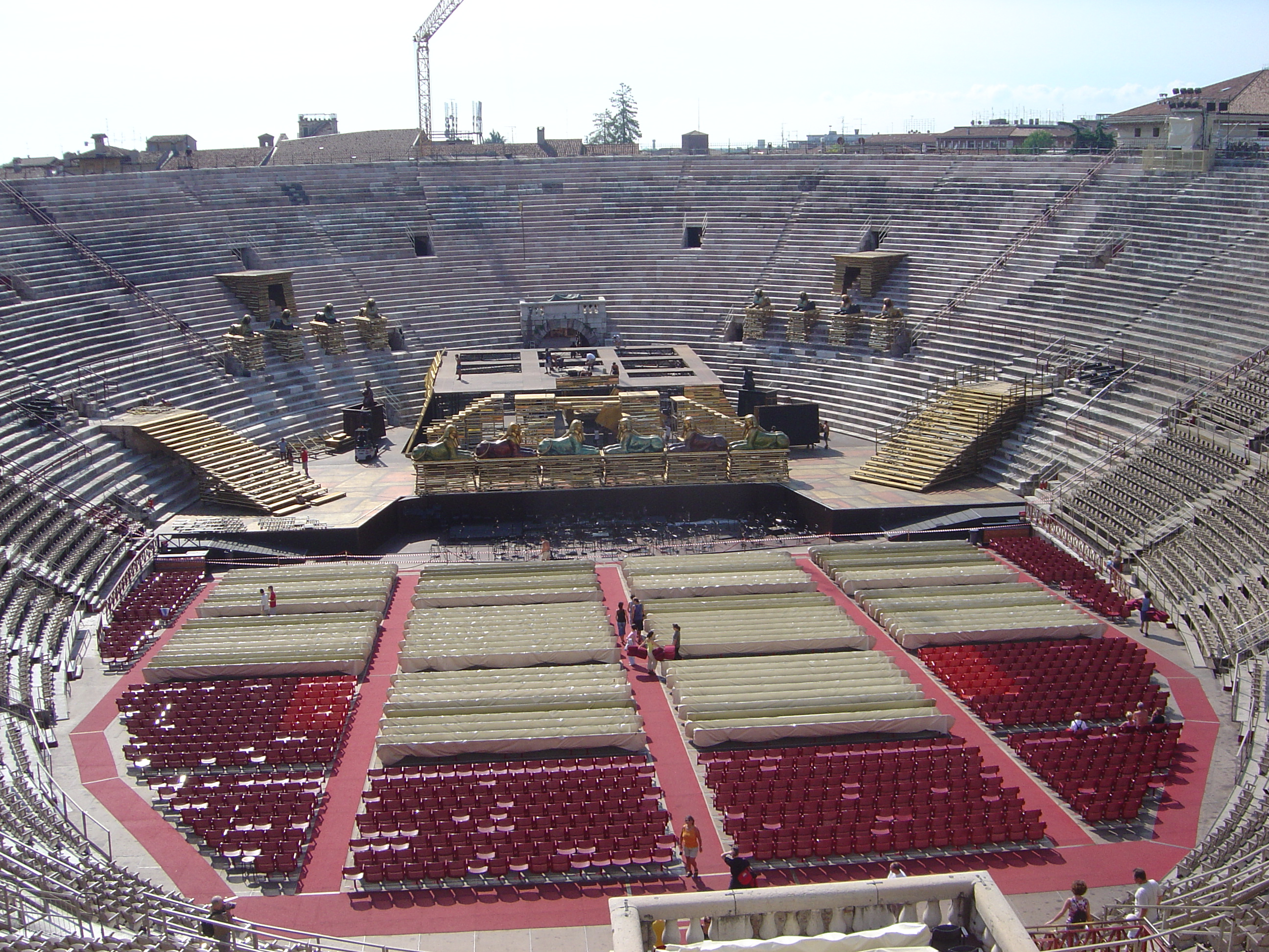 #863 Verona Arena, Italy | Traveling Tour Guide