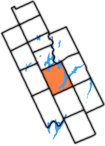 Fenelon Township geographic township in Ontario, Canada