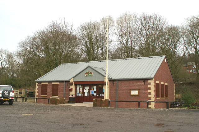 Visitor Centre, Yarrow Valley Country Park - geograph.org.uk - 107574