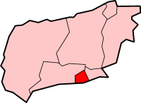 Lage in West Sussex