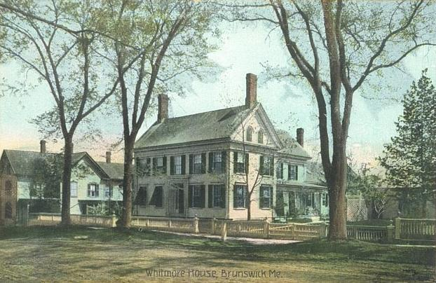 Harriet Beecher Stowe House (Brunswick, Maine)