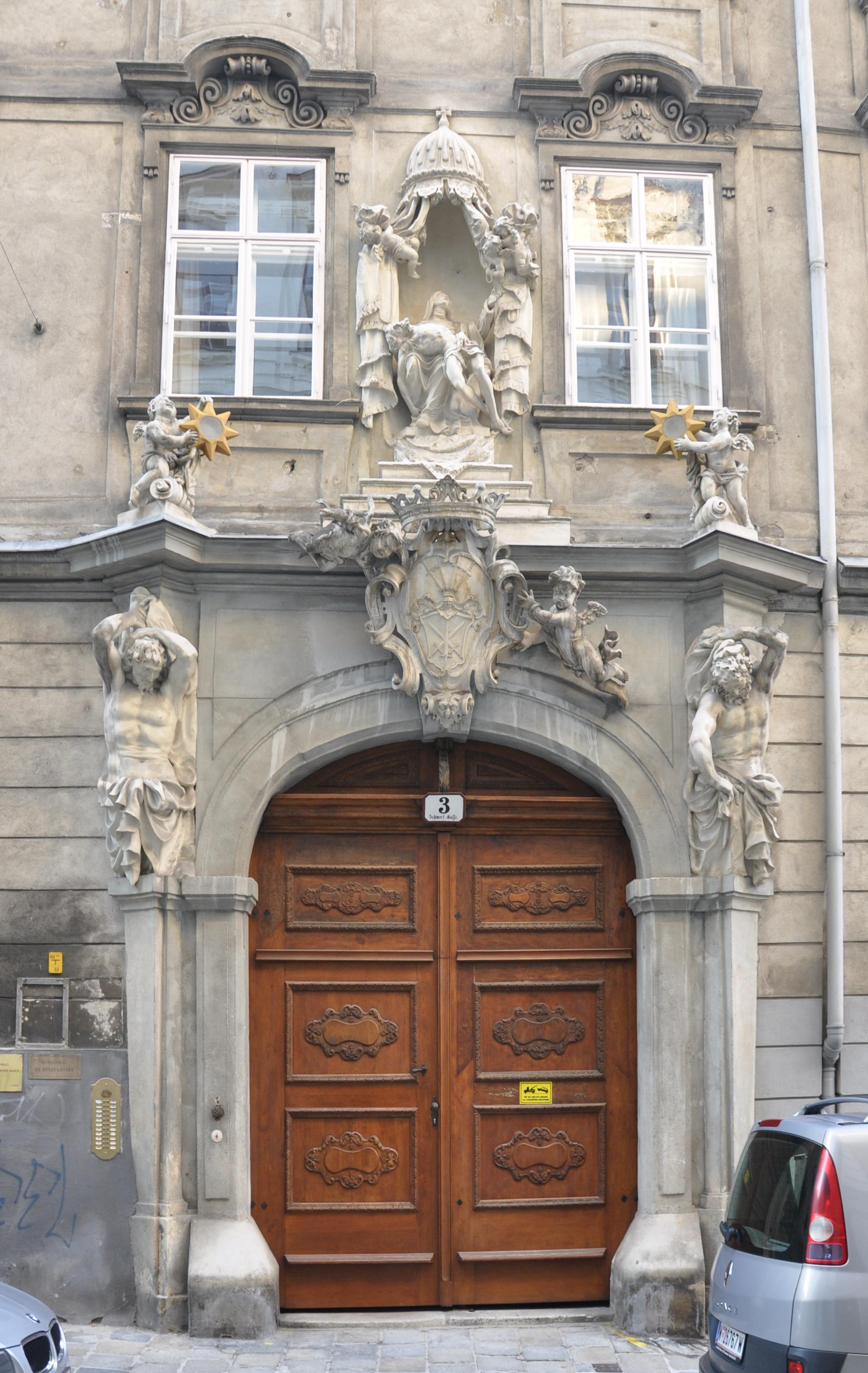 Wien Schwertgasse 3 Portal.jpg