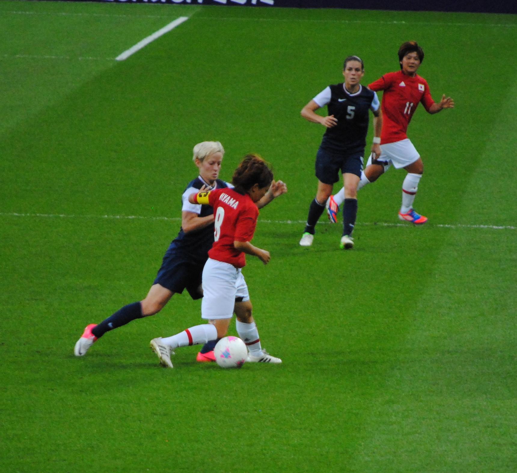 Usa vs japan womens soccer game time