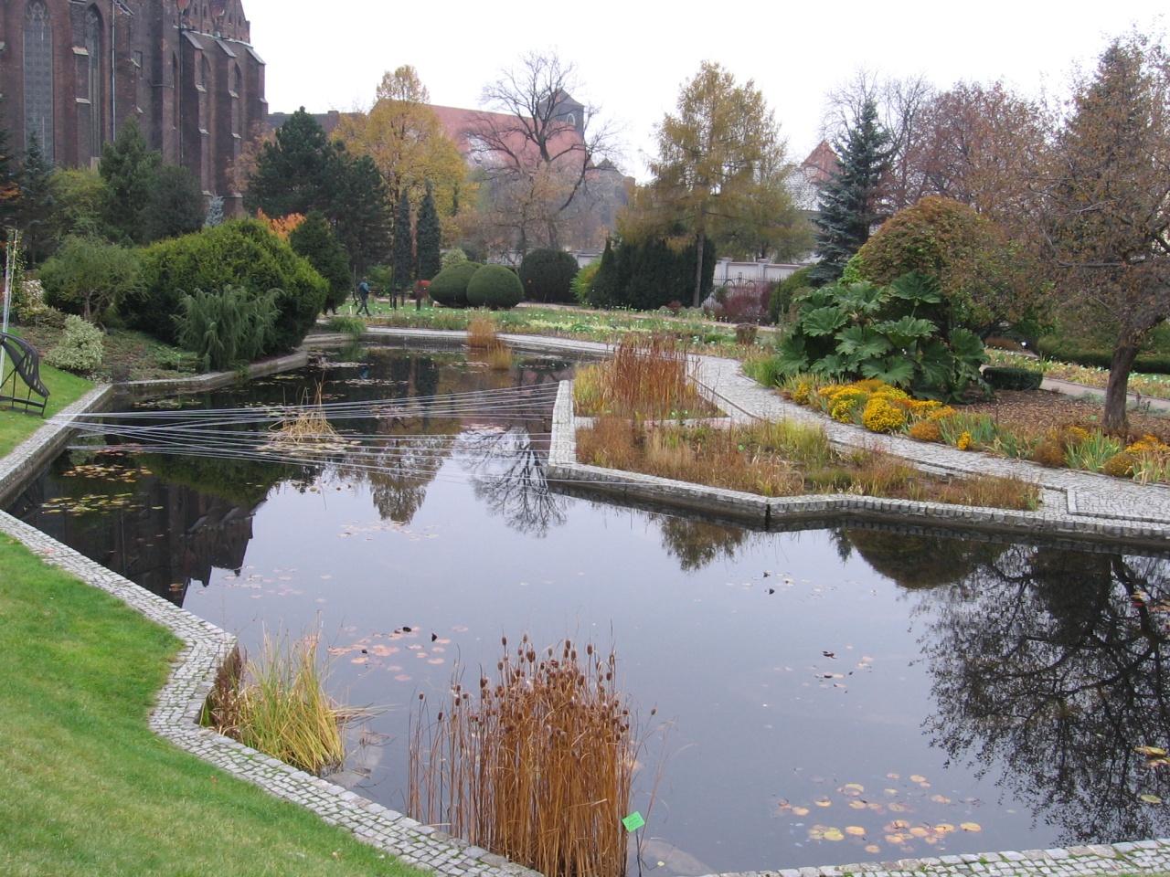Wroclaw Ogrod Botaniczny