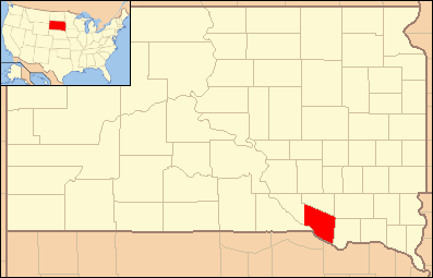 FileYankton Indian Reservation map 1png Wikimedia Commons