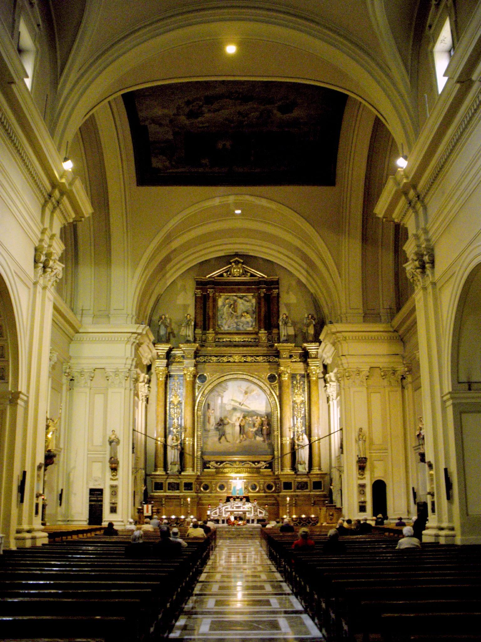File:Zaragoza - Iglesia basílica de Santa Engracia 02.JPG - Wikimedia Commons