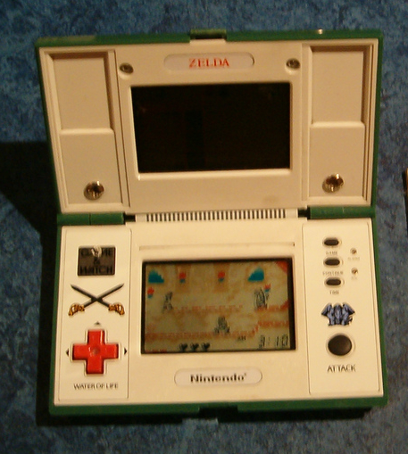 File Zelda Game Watch Nintendo Jpg Wikimedia Commons