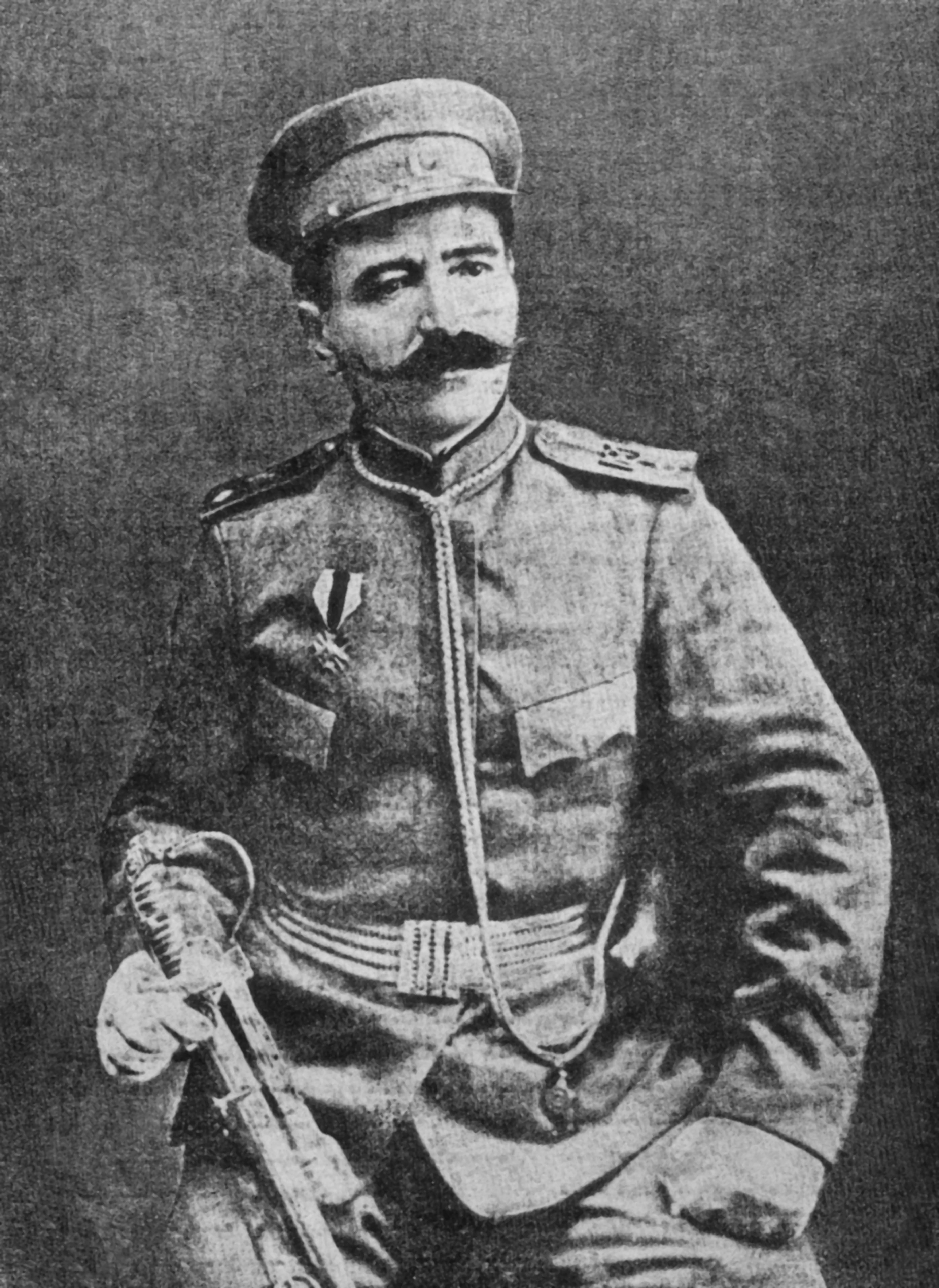 Zoravar Andranik in Sophia 1912.jpg