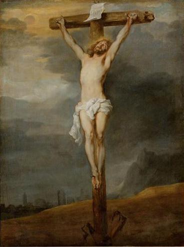 "File:""Christ on the Cross"" - Anthonis van Dyck 081.jpg"