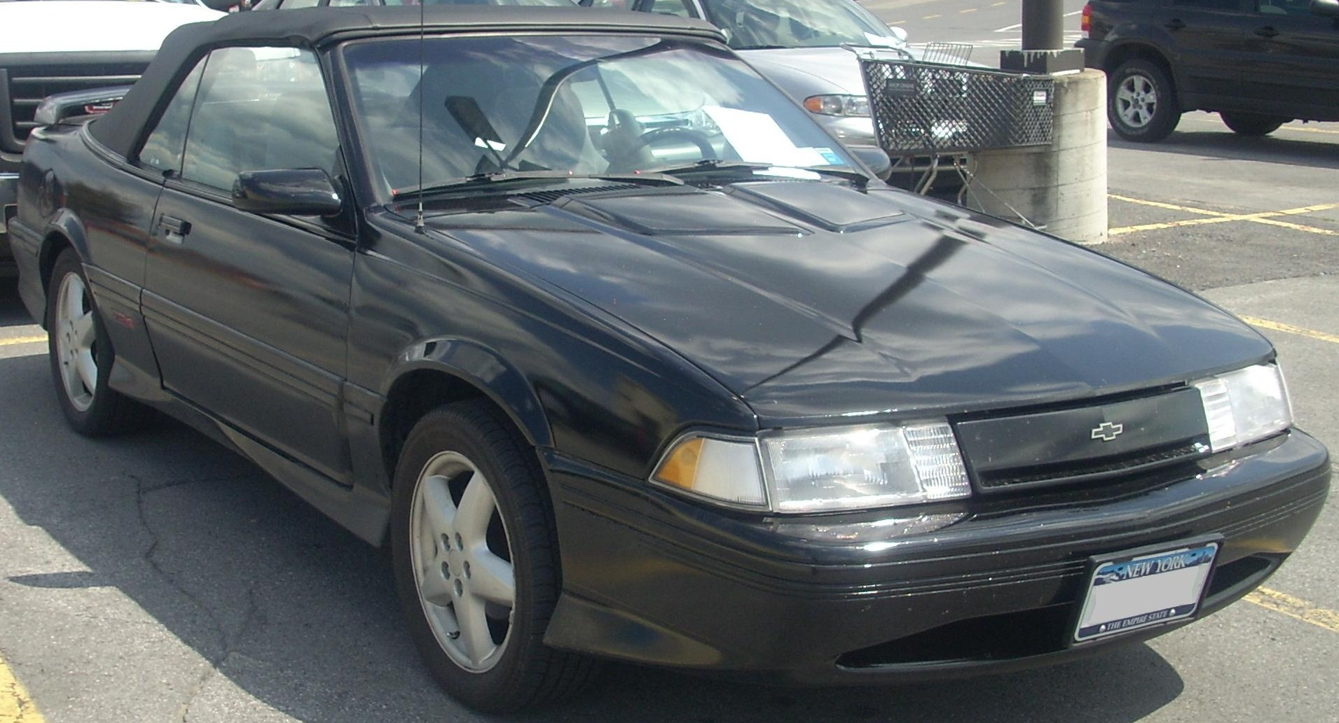 File91 92 Chevrolet Cavalier Convertible
