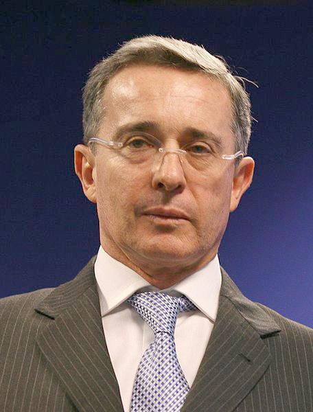 Veja o que saiu no Migalhas sobre Álvaro Uribe