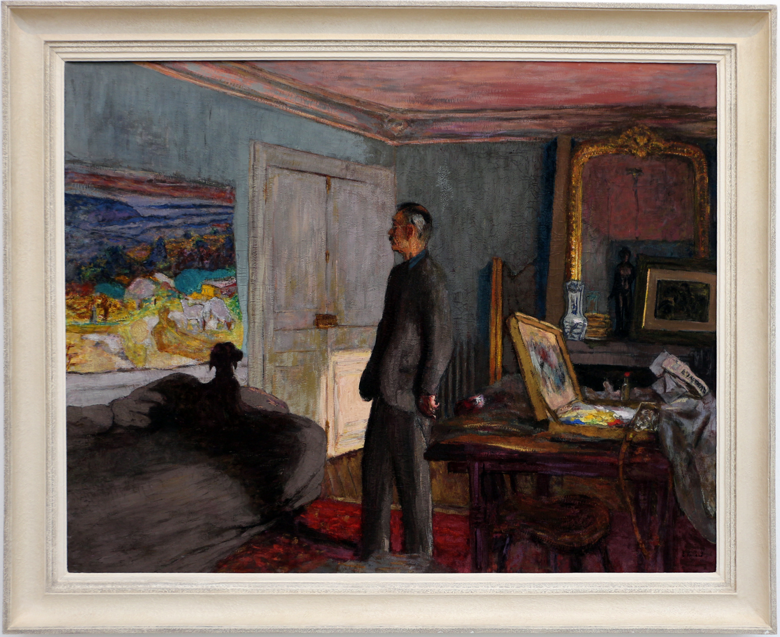 941 For 2016 >> File:Édouard vuillard, ritratto di pierre bonnard, 1930-35 ...