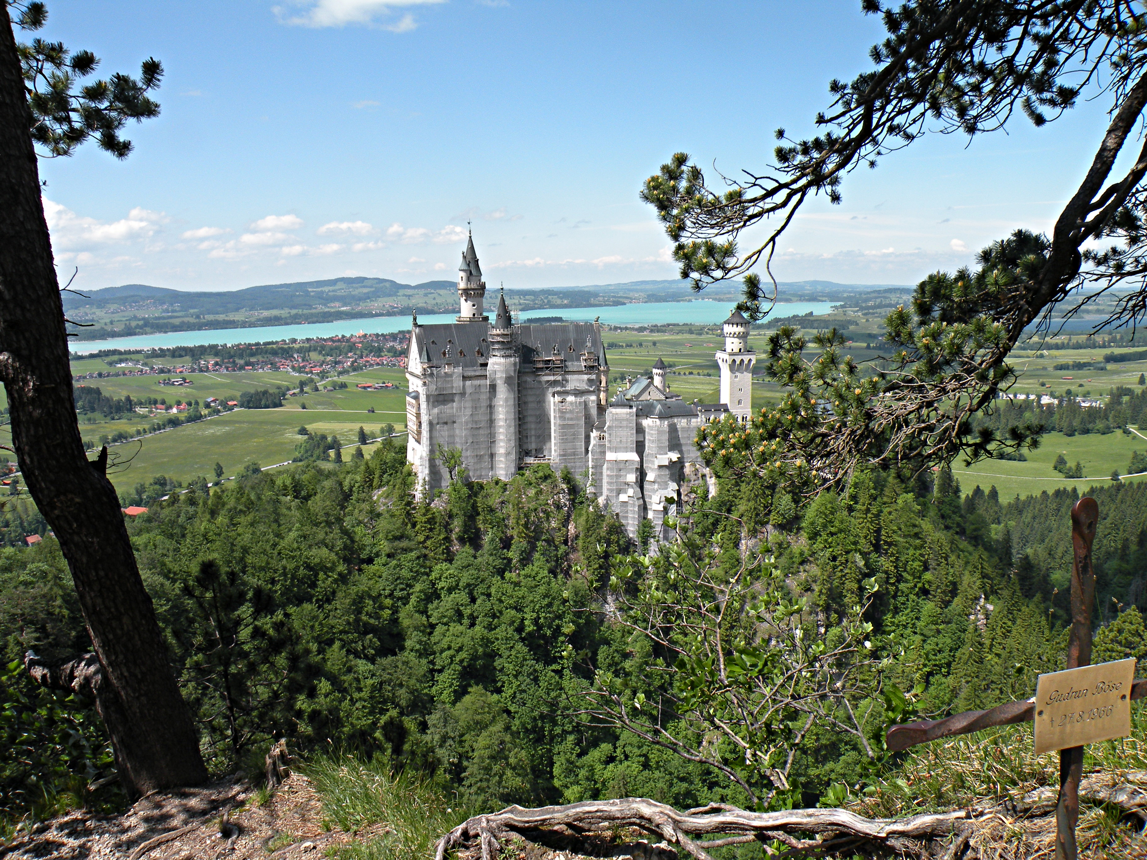 File замок нойшванштайн Jpg Wikimedia Commons