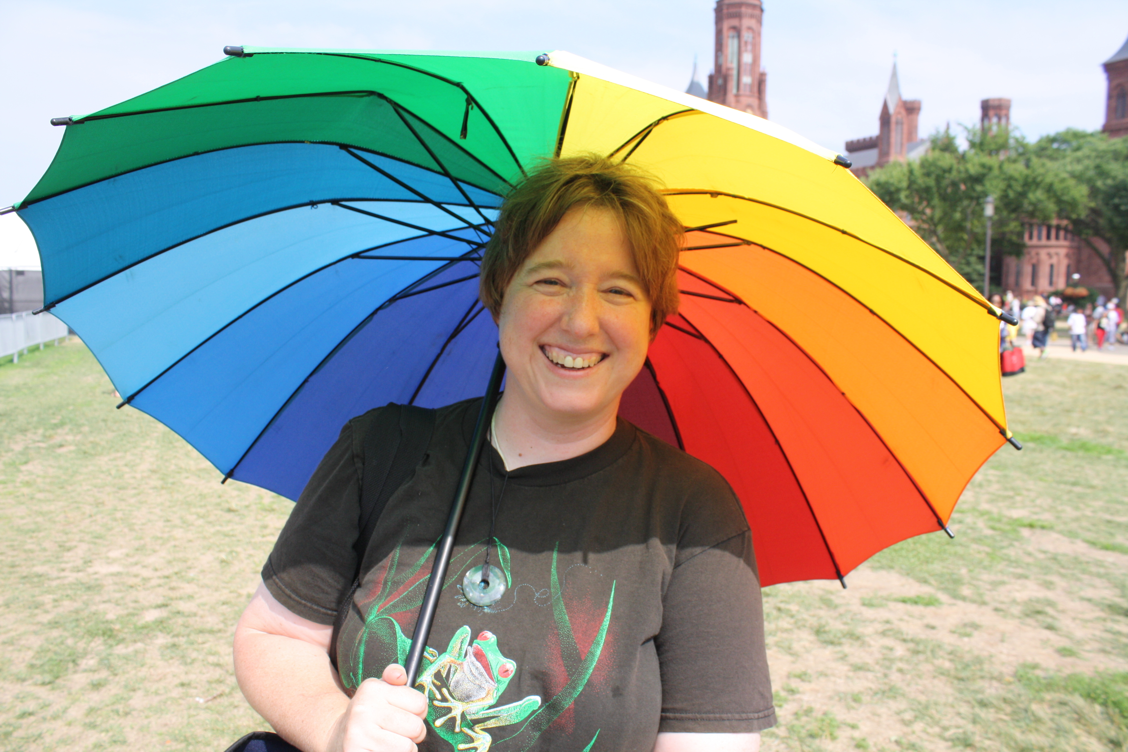By Elvert Barnes from Hyattsville MD, USA (02.RainbowUmbrella.45thSFF.WDC.4July2011) [CC BY-SA 2.0 (http://creativecommons.org/licenses/by-sa/2.0)], via Wikimedia Commons