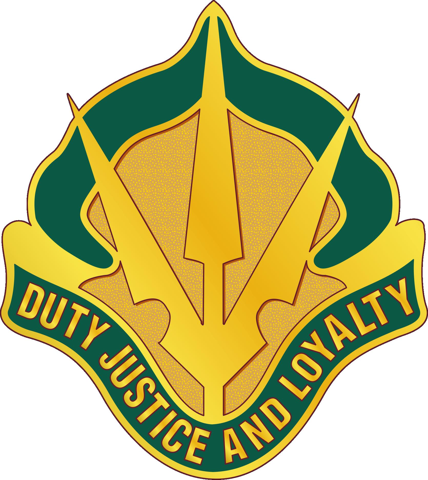 US ARMY 49 MILITARY POLICE BRIGADE UNIT CREST