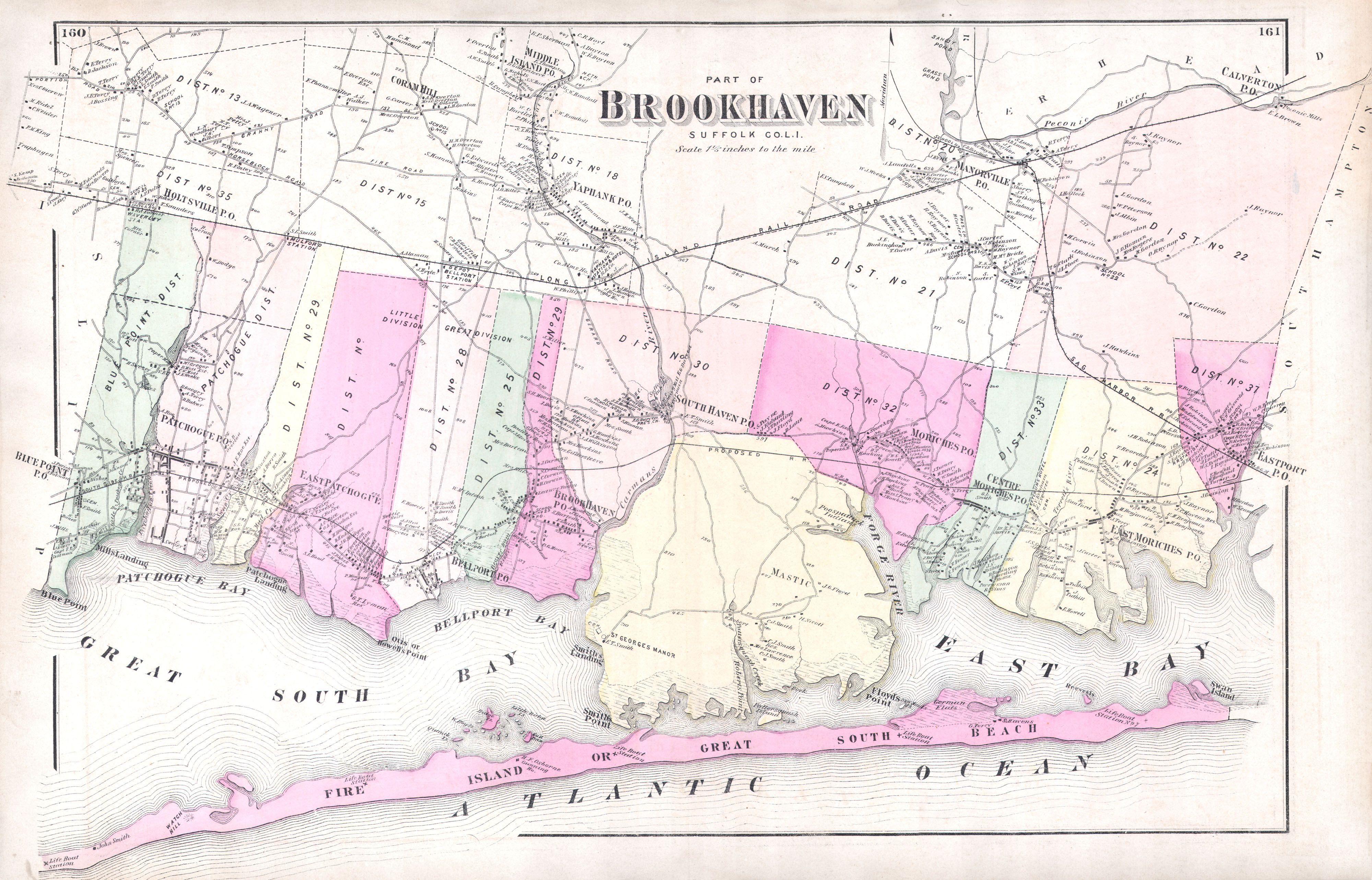 Permalink to Long Island Ny Map