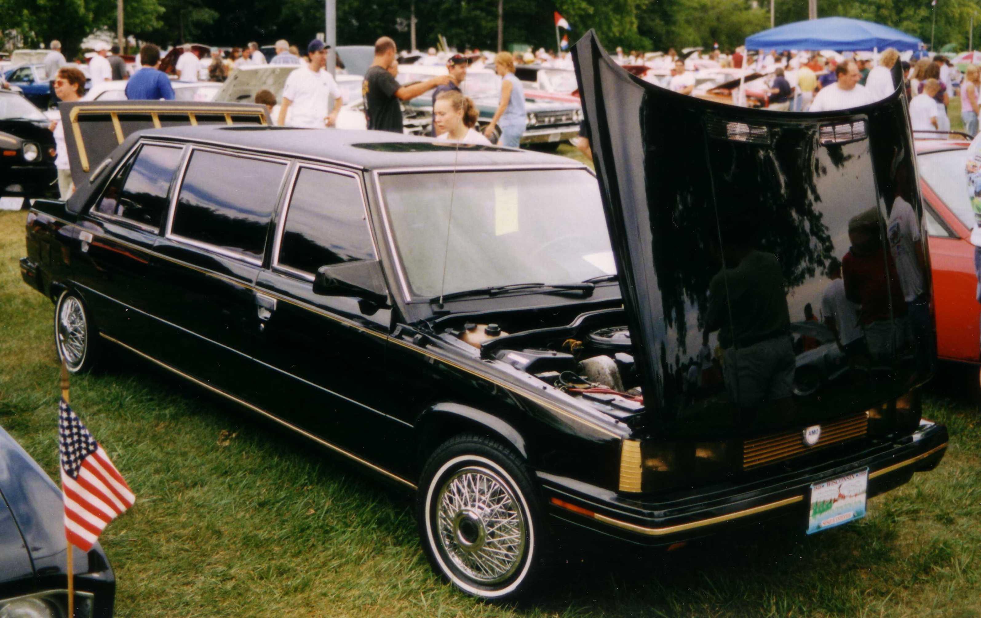 Renault american motors