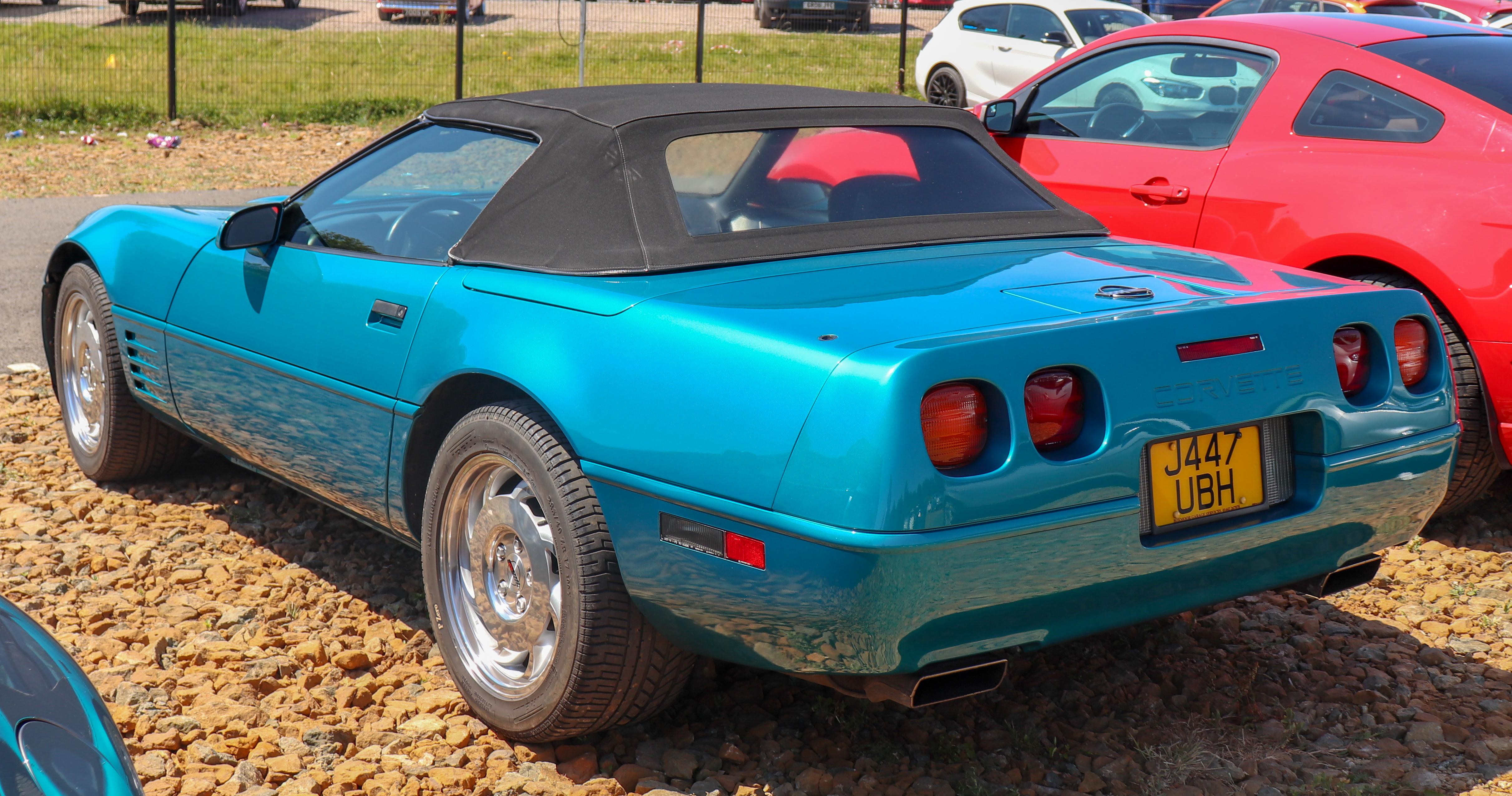 Kelebihan Corvette C4 Murah Berkualitas